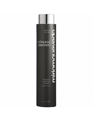 Platinum & Diamonds Volume Luxurious Shampoo Бриллиантовый шампунь-люкс с платиной для придания объема
