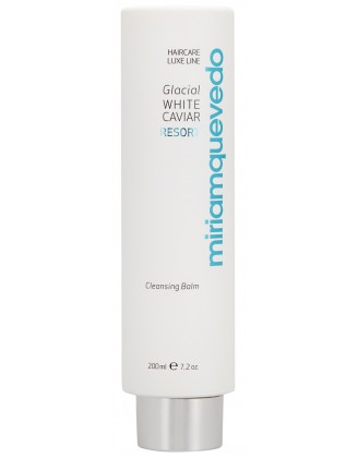 Glacial White Caviar Resort Cleansing Balm Очищающий бальзам для волос с маслом прозрачно-белой икры