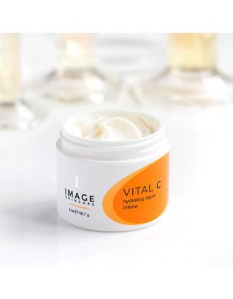 Восстанавливающий ночной крем с витамином С - VC Hydrating Repair Crème