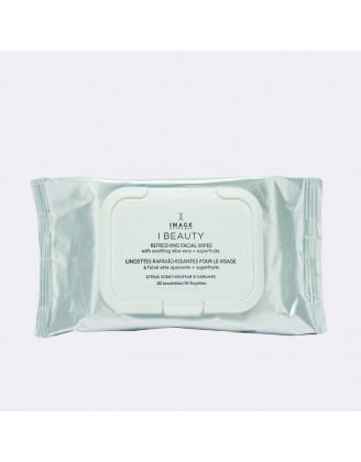 Очищающие салфетки для лица - I BEAUTY Refreshing Facial Wipes