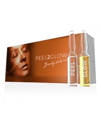 Peel2Glow Пилинг «Красота навсегда», 10 процедур