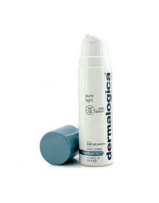Pure Light SPF50 - Дневной крем для ровного цвета и сияния SPF50