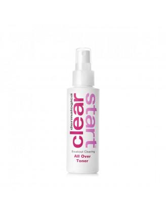 Breakout Clearing All Over Toner - Очищающий тонер для борьбы с воспалениями