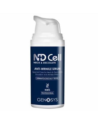 NDCell Anti-Wrinkle Serum   Антивозрастная сыворотка для шеи и зоны декольте, 30 мл