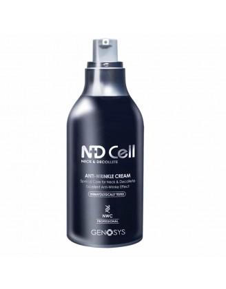 NDCell Anti-Wrinkle Cream   Антивозрастной крем для шеи и зоны декольте, 50 мл