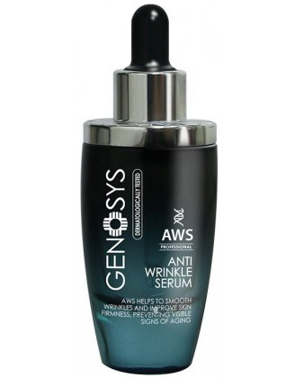 Anti-Wrinkle Serum AWS | Сыворотка антивозрастная AWS, 30 мл