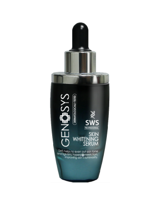 Skin Whitening Serum SWS | Сыворотка осветляющая для борьбы с пигментацией SWS, 30 мл
